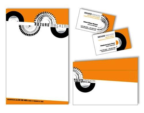 Contoh Desain Kop Surat dan Corporate Identity Inspiratif 14