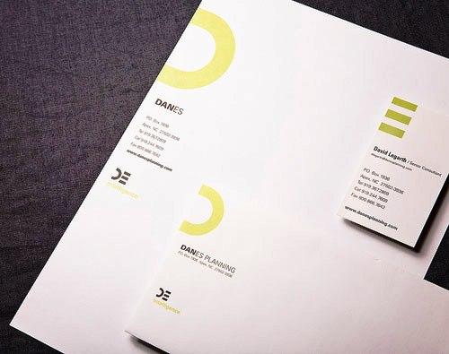Contoh Desain Kop Surat dan Corporate Identity Inspiratif 19