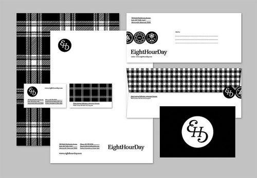 Contoh Desain Kop Surat dan Corporate Identity Inspiratif 23