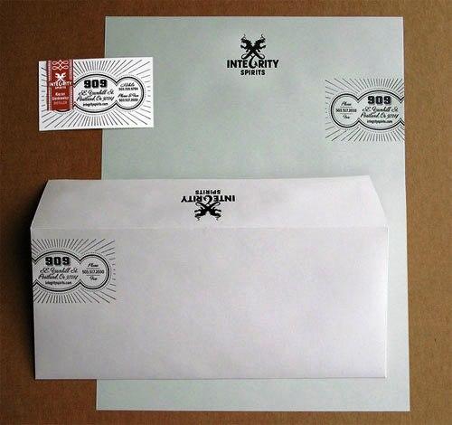 Contoh Desain Kop Surat dan Corporate Identity Inspiratif 30