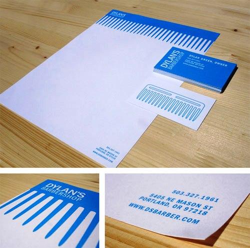 Contoh Desain Kop Surat dan Corporate Identity Inspiratif 35