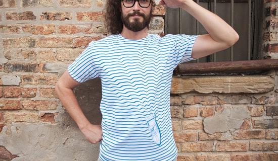 Contoh Desain T Shirt Bergambar Unik