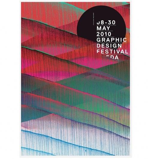 Contoh Poster dengan Desain Modern dan Elegan 08