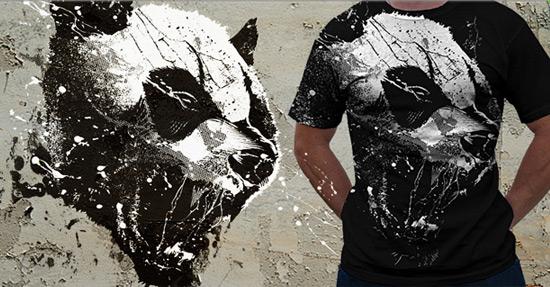 Contoh Kaos Dengan Desain Ilustrasi Keren - Desain-Kaos-T-Shirt-Keren-24
