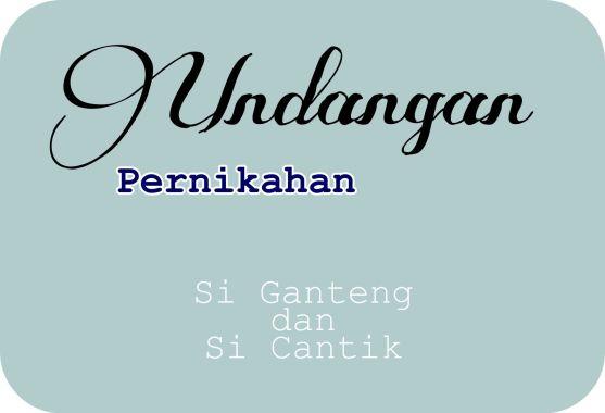 Contoh Desain Logo dengan Tema Telapak Tangan - 25-Contoh-font-buat-desain-undangan-pernikahan-Some-Weatz-TTF-Font