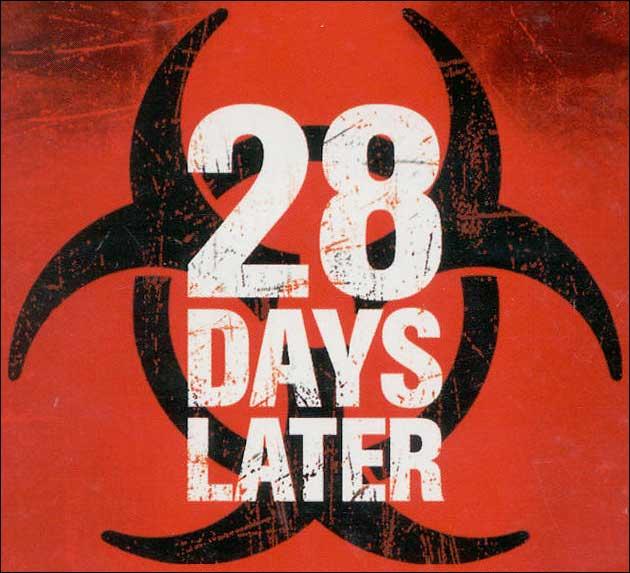 Download Free 42 Font Judul Film Film Terkenal - 28_days_later