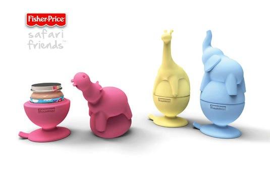 Contoh Desain Kemasan Unik Menarik - Contoh desain kemasan unik menarik - packaging design - Safari Friends Collection