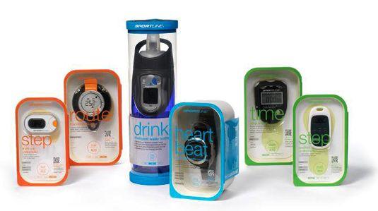 Desain Kemasan Unik Menarik - packaging design - Sports Line