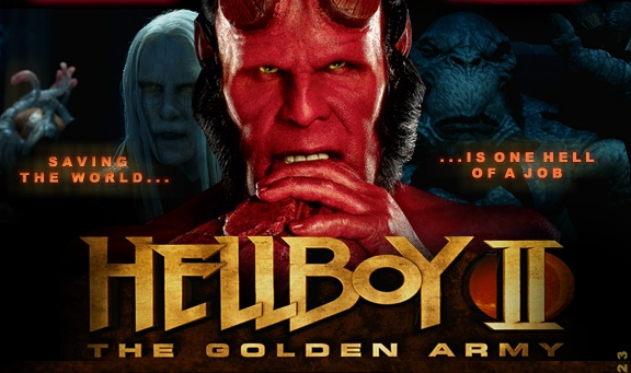 Download Free 42 Font Judul Film Film Terkenal - Download-Hellboy-II-The-Movie-Font