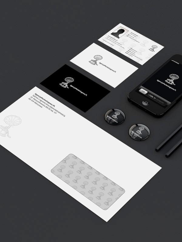 Desain Stasioneri Inspiratif Siap Print dan Cetak - AgencjaMarketingowa Marketing Agency