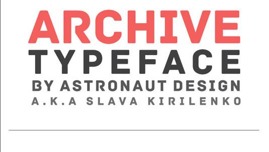 Download 100 Font Gratis untuk Desain Grafis dan Web - Archive Font