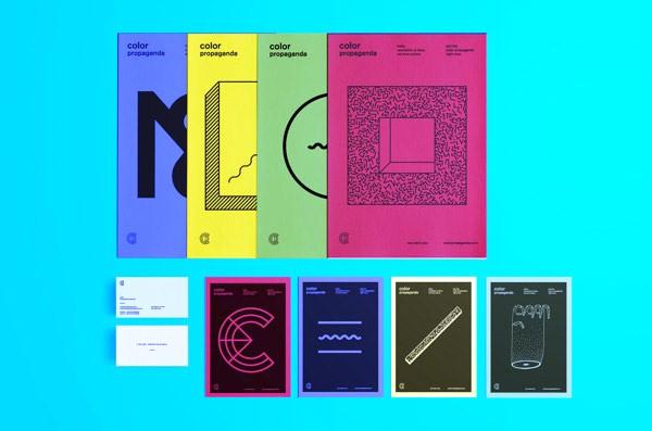 40 Desain Stasioneri Inspiratif Siap Print dan Cetak