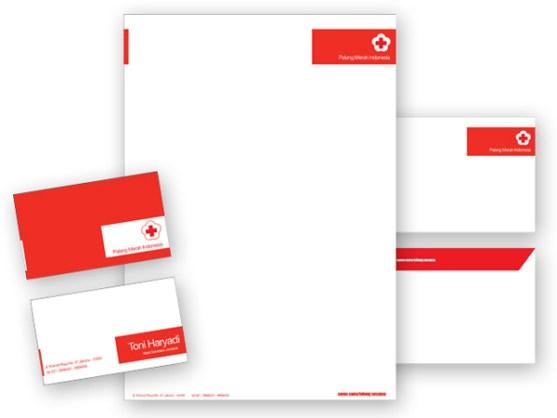 Contoh Desain Kop Surat dan Kartu Nama Paling Kreatif - Contoh-Desain-Kop-Surat-Kreatif-01-Stationery