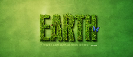 Tutorial Membuat Effek Teks di Photoshop - Create-a-Spectacular-Grass-Text-Effect-in-Photoshop