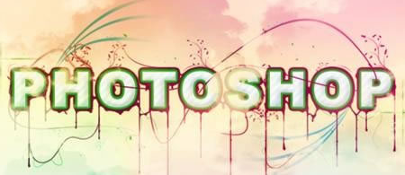 Tutorial Membuat Effek Teks di Photoshop - Decorating-Text-Creating-text-and-th