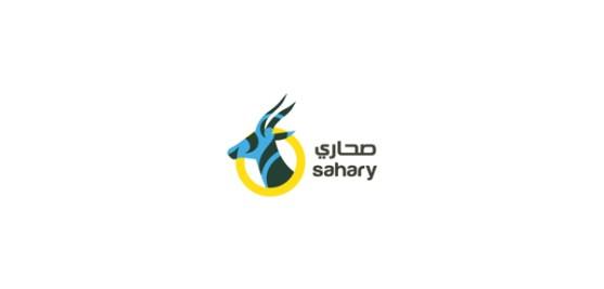 Desain Logo Islami Berbahasa Arab dari Timur Tengah - Desain-Logo-Arabic-04-Sahary