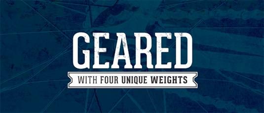 Download 100 Font Gratis untuk Desain Grafis dan Web - Geared Free Font