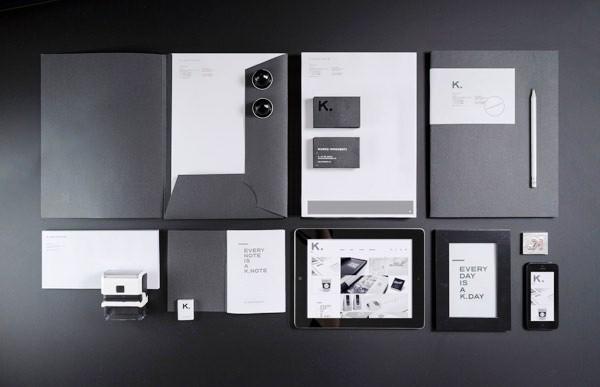 Desain Stasioneri Inspiratif Siap Print dan Cetak - KIDSTUDIO. Rebrand