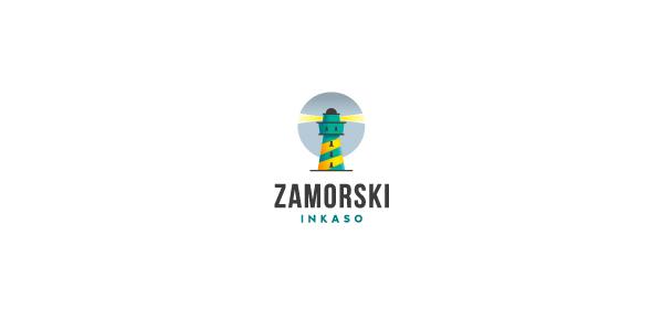 Contoh Desain Logo Institusi Keuangan - Logo Keuangan Zamorski