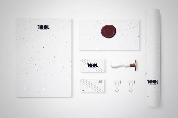 Desain Stasioneri Inspiratif Siap Print dan Cetak - Tool Corporate Identity