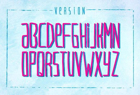 Download Free Font Gratis for Graphic Design and Web - VersionType-Free-Font