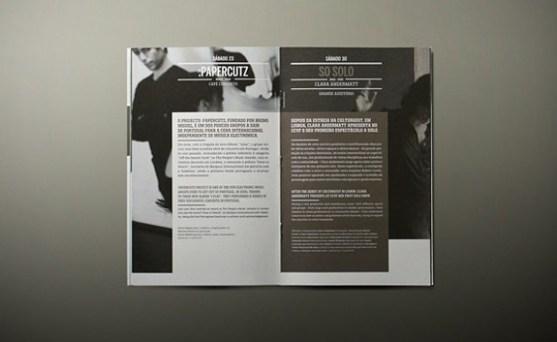 Contoh Brosur dengan Desain Dominasi Warna Hitam - papercutz-BrosurDesain-Warna-Hitam