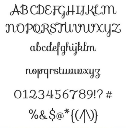 Font Cantik Free Download Gratis - Sofia