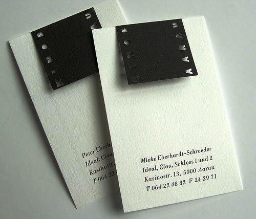 Contoh Desain Kartu Nama yang Unik - mieke-eberhardt-business-card