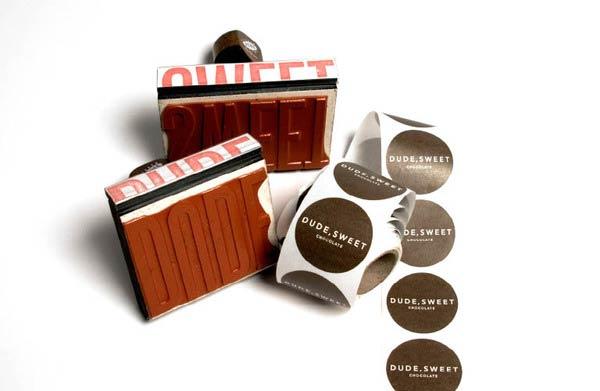 39 Desain Stempel Karet Standar Biasa - Desain Stempel Karet - Produk Cokelat 1