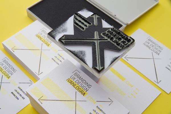 39 Desain Stempel Karet Standar Biasa - Desain Stempel Karet - Promosi Diri