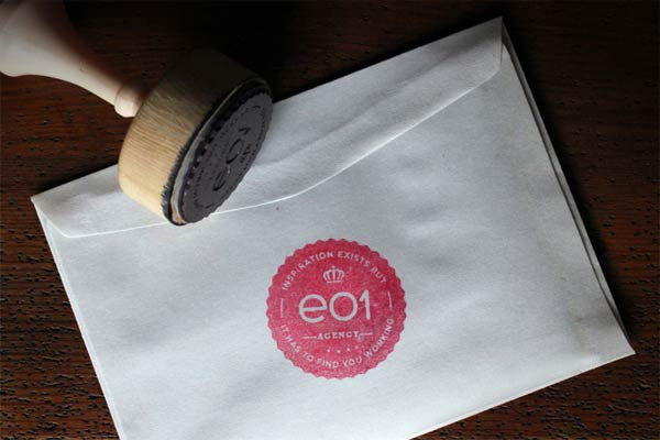 39 Desain Stempel Karet Standar Biasa - Desain Stempel Karet - e01 stamp