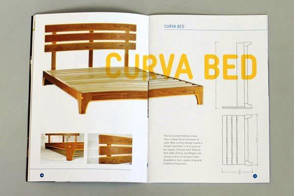 Desain Katalog Brosur Furnitur Modern - Katalog Brosur - - David Rasmussen 2