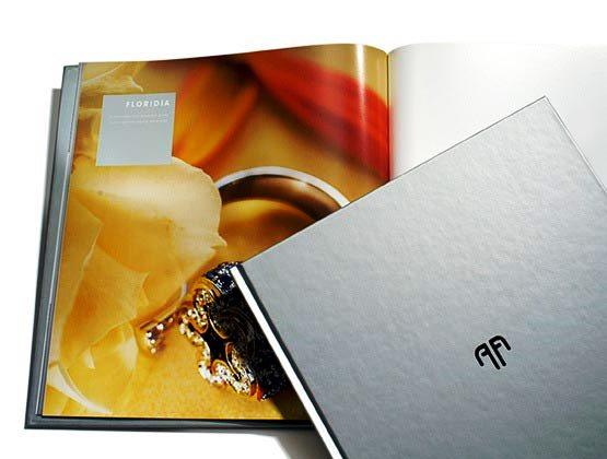 17 Desain Katalog Perhiasan Brosur Permata - Desain katalog brosur perhiasan - ASTERIA Fine Italian Jewelery Brand ID 3