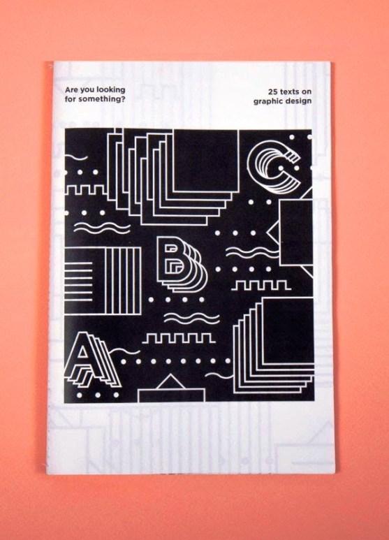 Gambar Kover Buku dengan Ide Desain Kreatif - Gambar-Kover-Buku-Ide-Desain-Kreatif-25-texts-on-graphic-design-oleh-Raquel-Peixoto