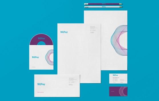 Kop Surat dengan Desain Elegan