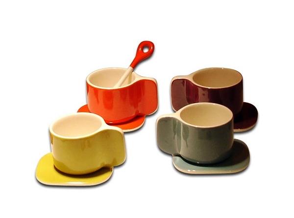 24 Contoh Mug Cangkir Desain Kreatif Original - Contoh Desain Mug Cangkir Kreatif Unik Original - Coffee Sets Minum Kopi 1