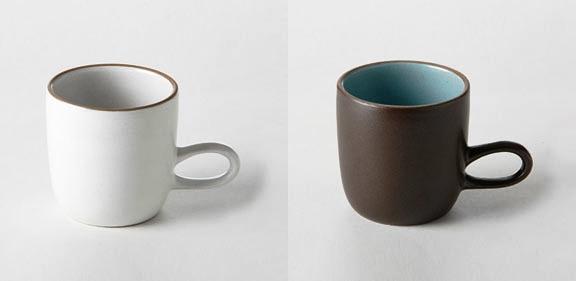24 Contoh Mug Cangkir Desain Kreatif Original - Contoh Desain Mug Cangkir Kreatif Unik Original - Heath Ceramics Studio Mug