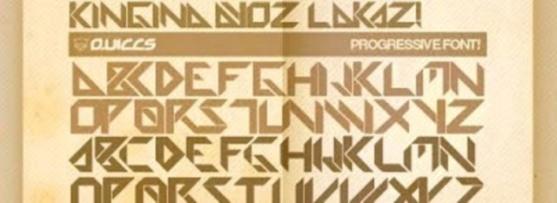 62 Font Unik untuk Desain Grafis - Font-Unik-Amputa