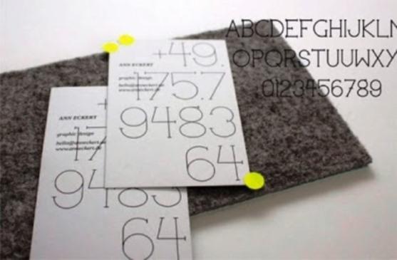 62 Font Unik untuk Desain Grafis - Font-Unik-Slimbo