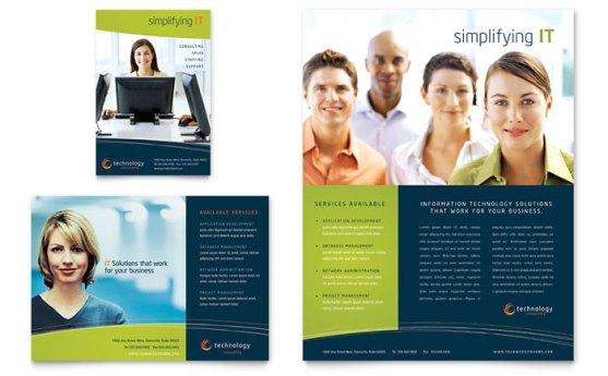 Template Desain Download Gratis - Template-Desain-Flyer-Download-Free-PDF