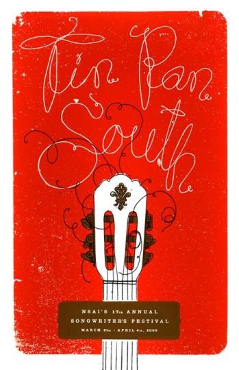 46 Contoh Poster Desain Inspiratif - Poster-inspiratif-tentang-Tin-Pan-South