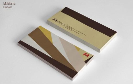 24 Contoh Desain Amplop Kreatif - Contoh-Desain-Amplop-Logo-e-Identidade-Visual-Mobilaris
