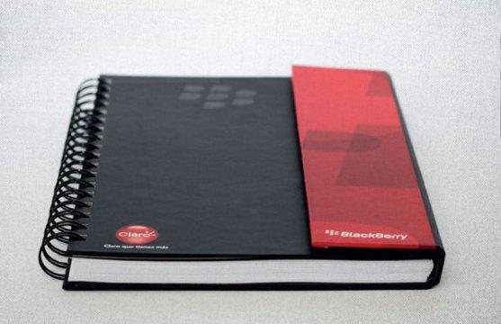 Contoh Buku Agenda Desain Cantik untuk Corporate - Desain-Buku-Agenda-AGENDA-BLACKBERRY-CLARO-2