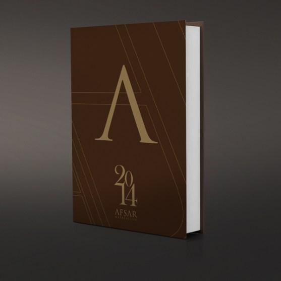 Contoh Buku Agenda Desain Cantik untuk Corporate - Desain-Buku-Agenda-Afsar-Print-House-Book-Design-1
