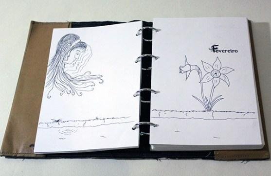 Contoh Buku Agenda Desain Cantik untuk Corporate - Desain-Buku-Agenda-Agenda-Universal-2