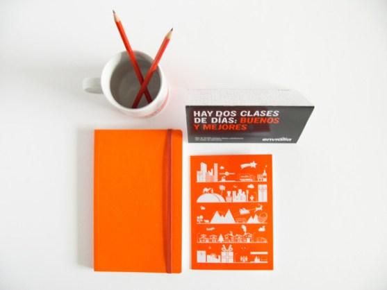 Contoh Buku Agenda Desain Cantik untuk Corporate - Desain-Buku-Agenda-Envialia-Agenda-1