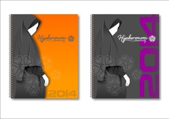 Contoh Buku Agenda Desain Cantik untuk Corporate - Desain-Buku-Agenda-HMC-agenda-1