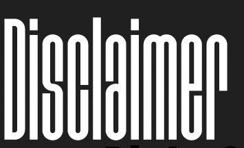30 Koleksi Font Terbaik untuk Desain - Disclaimer Free Font