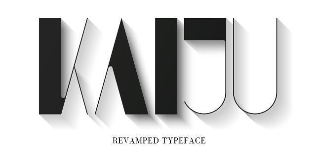 30 Koleksi Font Terbaik untuk Desain - Kaiju Font