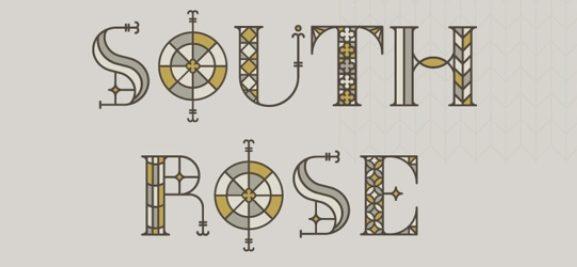 30 Koleksi Font Terbaik untuk Desain - South Rose Free Typeface